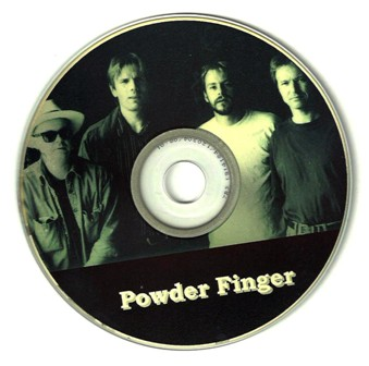 Powder Finger
