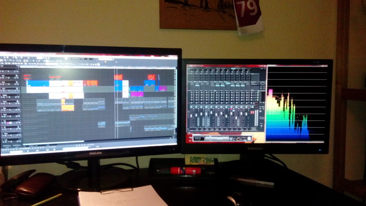 Studio Monitore